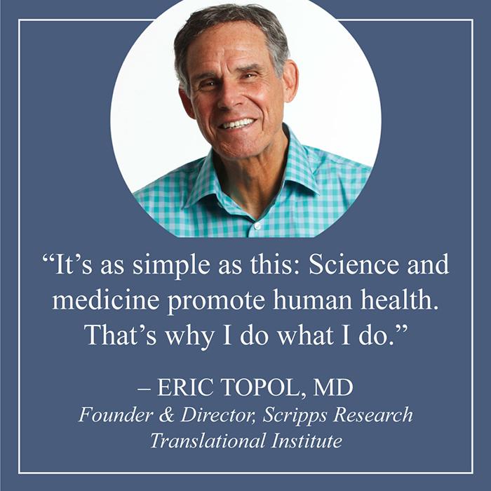 Eric Topol Quote
