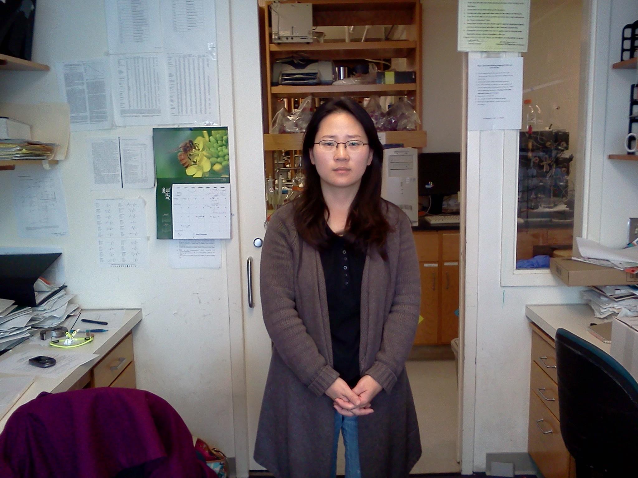the krishnamurthy lab photo of dr eun kyong kim ph d