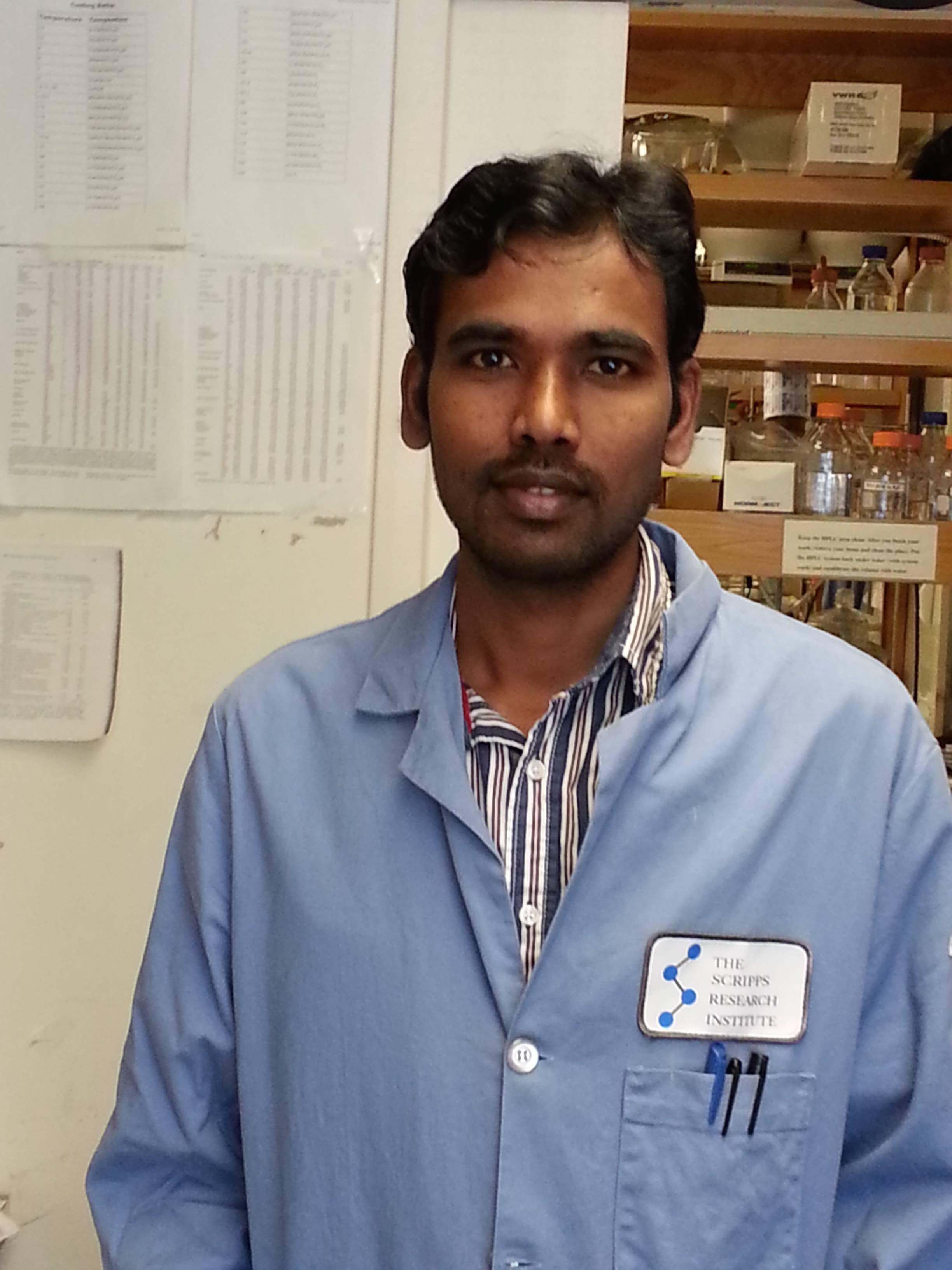 Jayasudhan Reddy